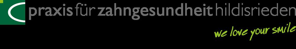 Logo Zahngesundheit Praxis Dr. Büttner in Hildisrieden